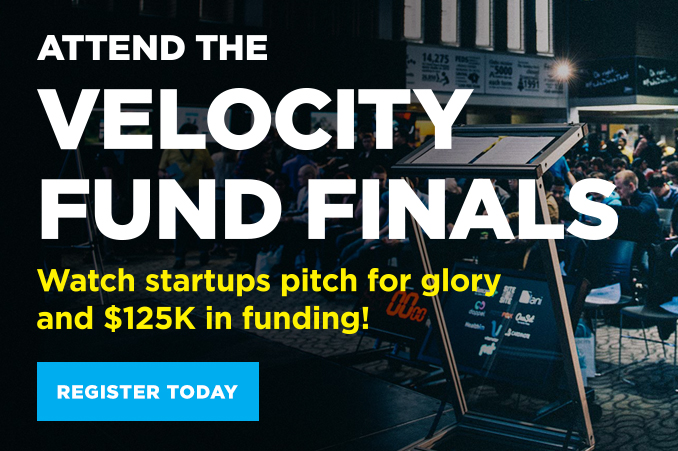 Register for the Velocity Fund Finals